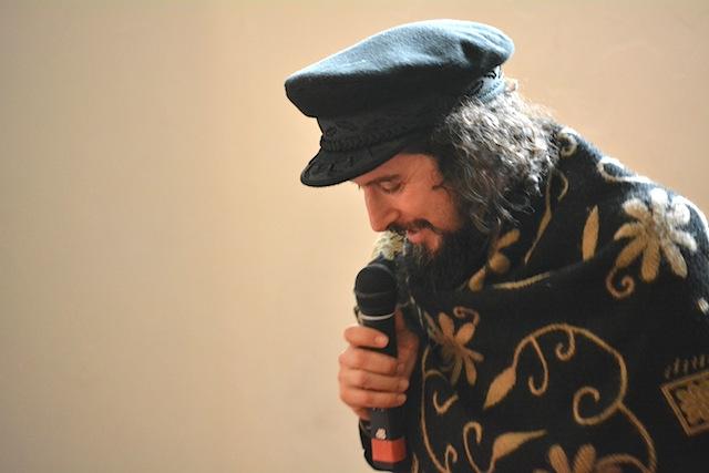 Vinicio Capossela al Goleto