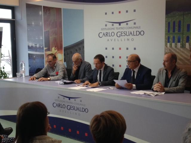 Teatro Gesualdo, Cipriano: 'Noi a volere chiarezza sui conti'