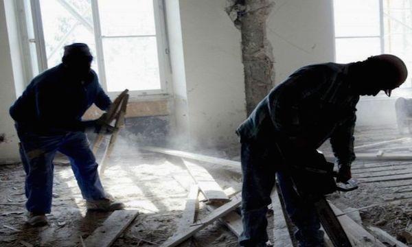 Di Capua (Fillea Cgil): 'Basta polemiche, tutti insieme contro il lavoro nero'