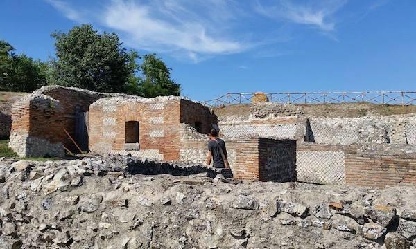Mirabella Eclano, rivive la storia nel parco archeologico