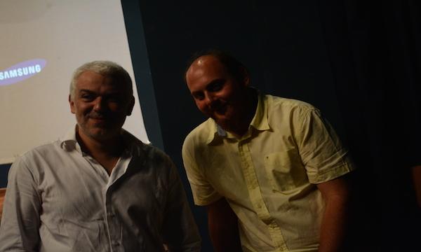 Federico Di Cicilia e Francesco Prudente