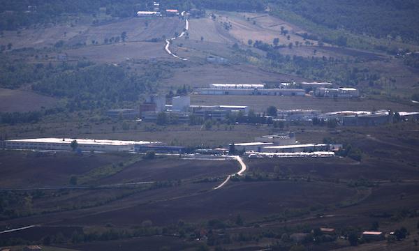 Aree industriali: fondi per la depurazione, c'è Nusco-Lioni