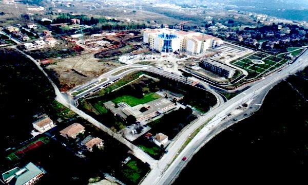 Ospedali riuniti Solofra-Avellino: e l'Asl rassicura sul Criscuoli
