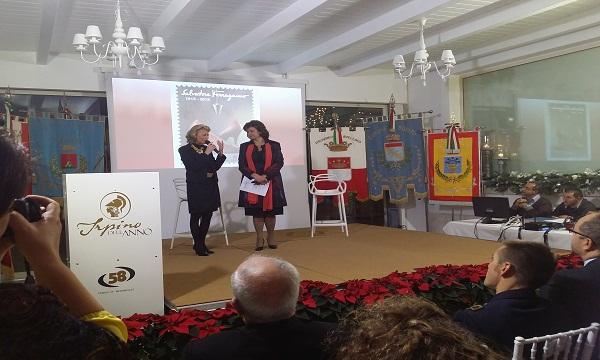 Premio 'Irpino dell'anno' a Ferragamo, Ciampi, Bevere e Salvatore