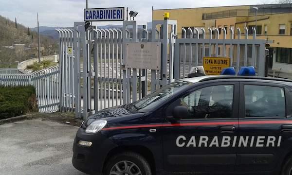 Carabinieri, caserme aperte per la festa del 4 novembre