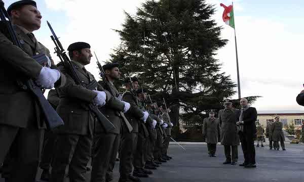 L'Esercito e la città di Avellino si allenano insieme