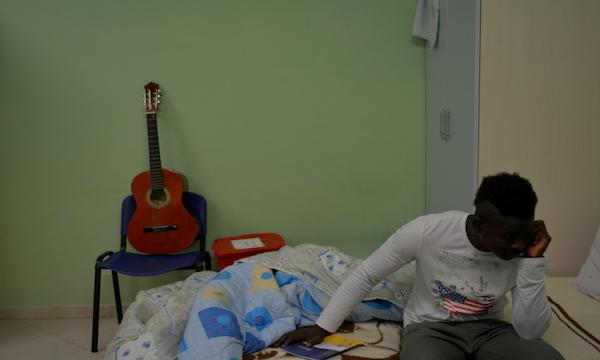 Calitri: il 'Maffucci' apre le porte ai migranti di Sant'Andrea