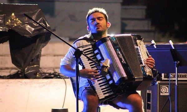 Tour in Cile e podio su Jazzit per Carmine Ioanna