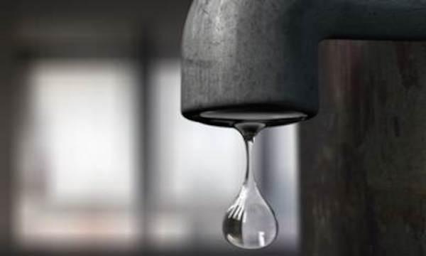 Guasto Alto Calore, 8 paesi irpini senza acqua