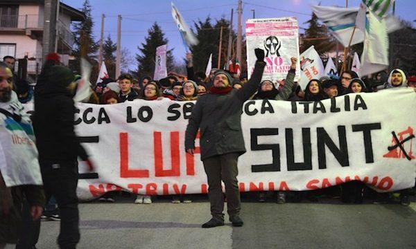 Petrolio: stop alla ricerca in Irpinia, esultano i no triv