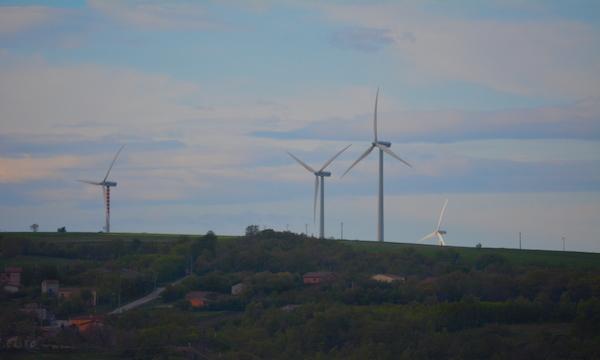 'Contro l'eolico sul lago di Conza', Potere al Popolo aderisce alla protesta