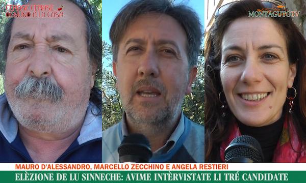 Montaguto: sfida tra candidati in tv nella trasmissione in dialetto