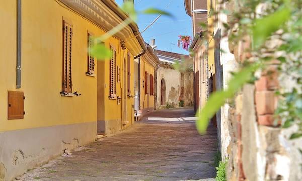 Montecalvo Irpino, prima edizione di 'Balcone fiorito'