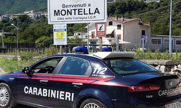 Montella: alla guida sotto effetto di eroina, denunciato