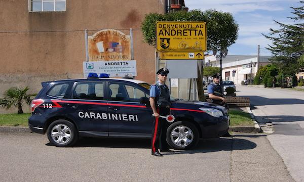 Truffa: un arresto ad Andretta
