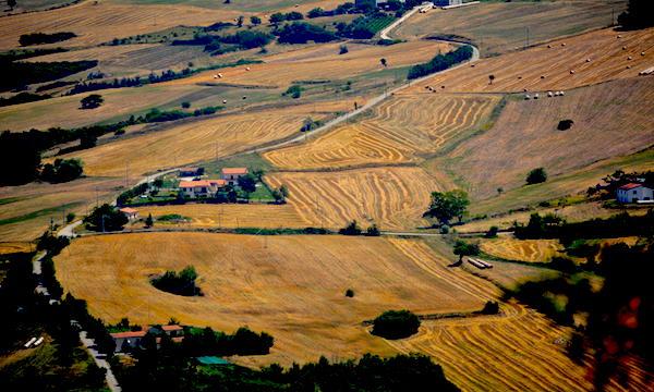 Consumo di suolo: i dati Arpac in Campania, Benevento la più green