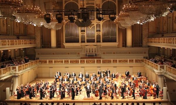 Sabato tra Rossini e Beethoven, L'Orchestra di Kharkov a Sant'Angelo dei Lombardi