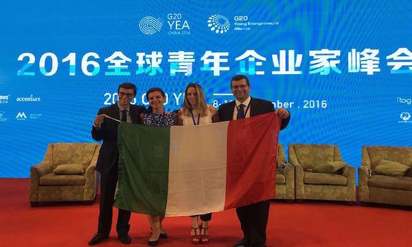 ReCommerce, l'irpina Trendevice al G20 di Pechino