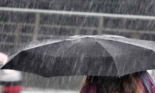 Allerta piogge e temporali su Picentini e valle Sele