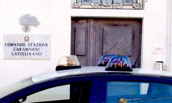 Furto di energia elettrica, ristoratore denunciato dai carabinieri di Castelfranci