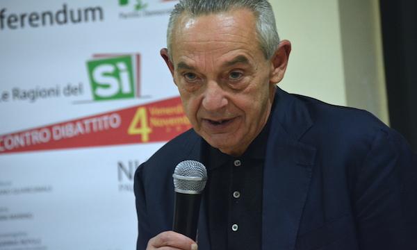 Del Basso De Caro indagato per 'tentata concussione e voto di scambio'
