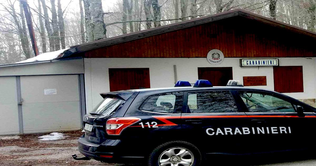Laceno, riapre il posto fisso dei carabinieri