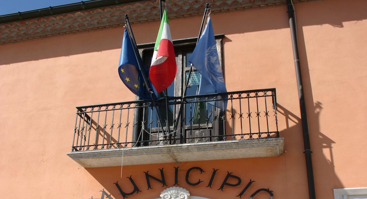Strada Carmasciano, a Guardia Lombardi inaugurazione con De Luca