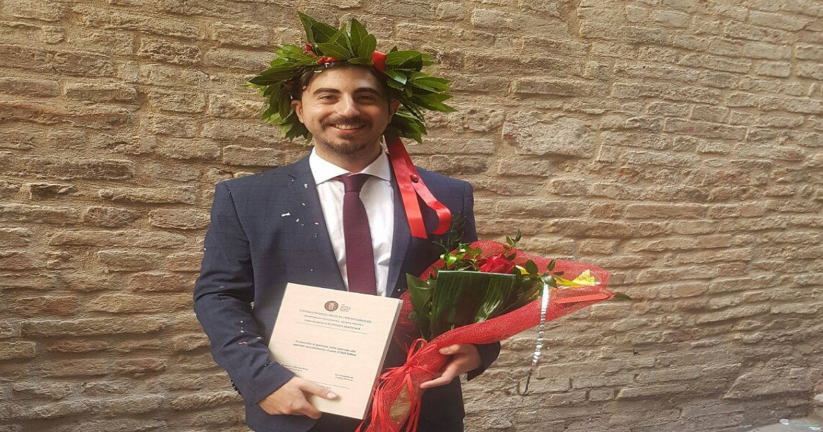 Il legno di Lioni in una tesi di laurea a Urbino