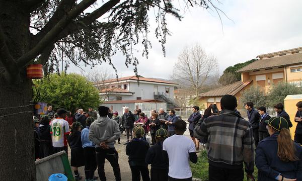 Avellino: la domenica ecologica a Valle, per un borgo giardino