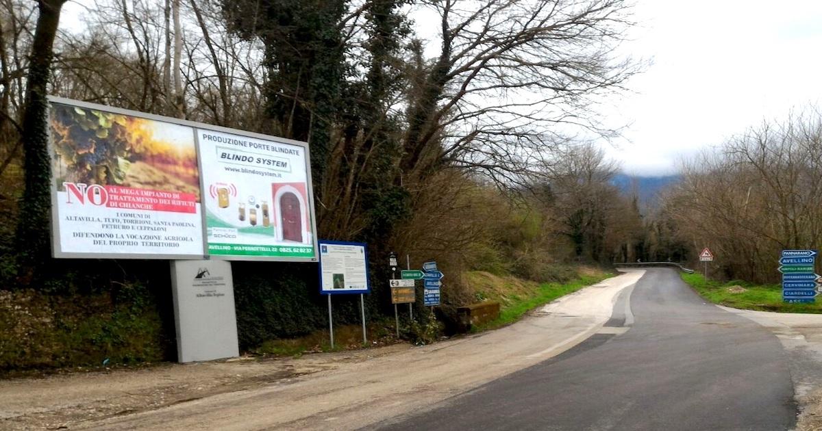 Biodigestore a Chianche, le terre del Greco verso la mobilitazione