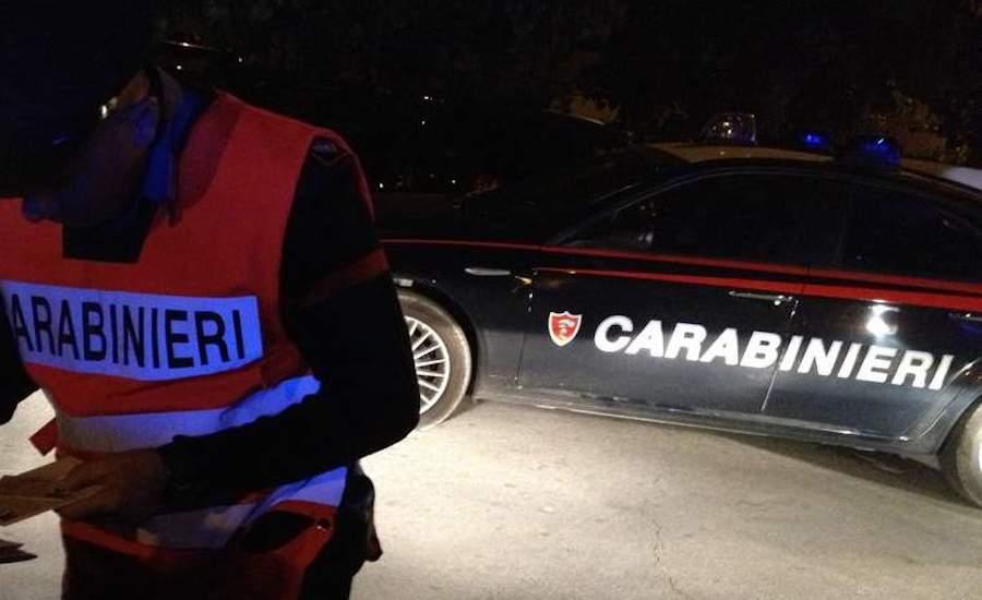Lotta ai furti, cinque fogli di via tra Montemarano e Paternopoli