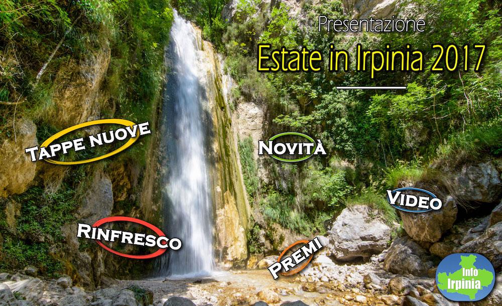 Estate in Irpinia, si presentano le tappe in provincia