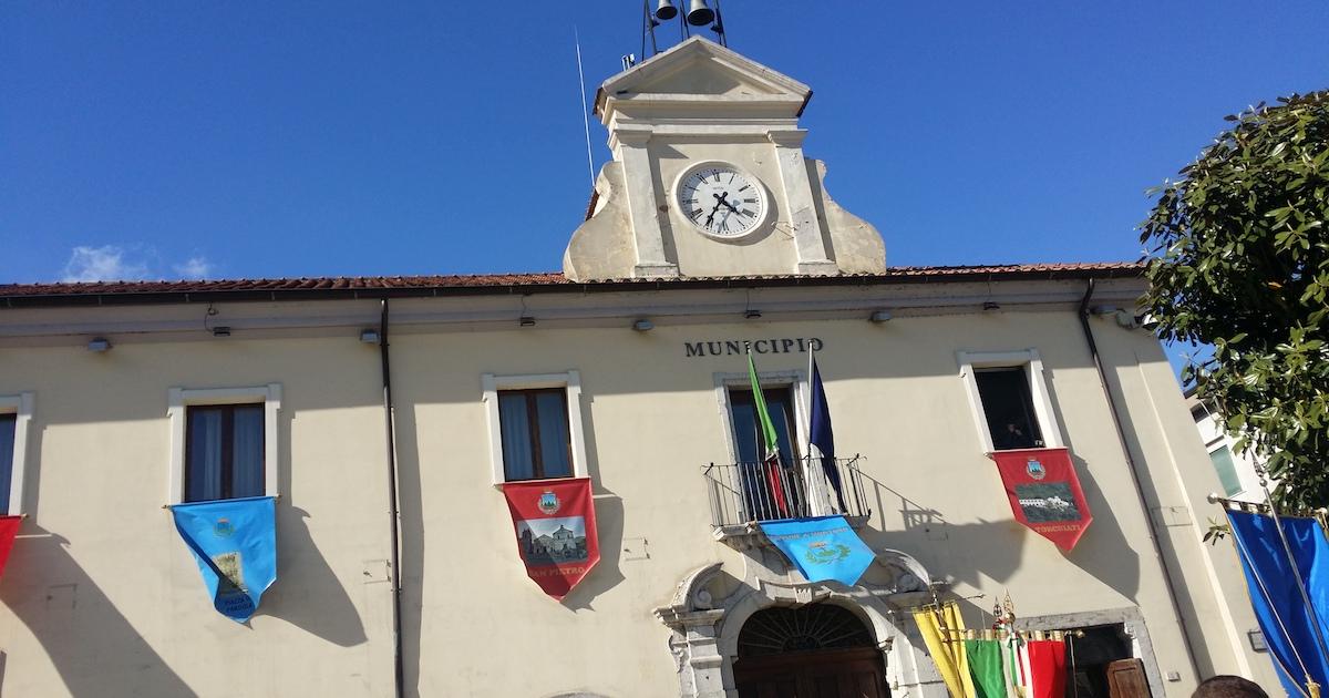 Montoro, il neo-sindaco Giaquinto: 'Ringraziamo la Provincia per l'attenzione'