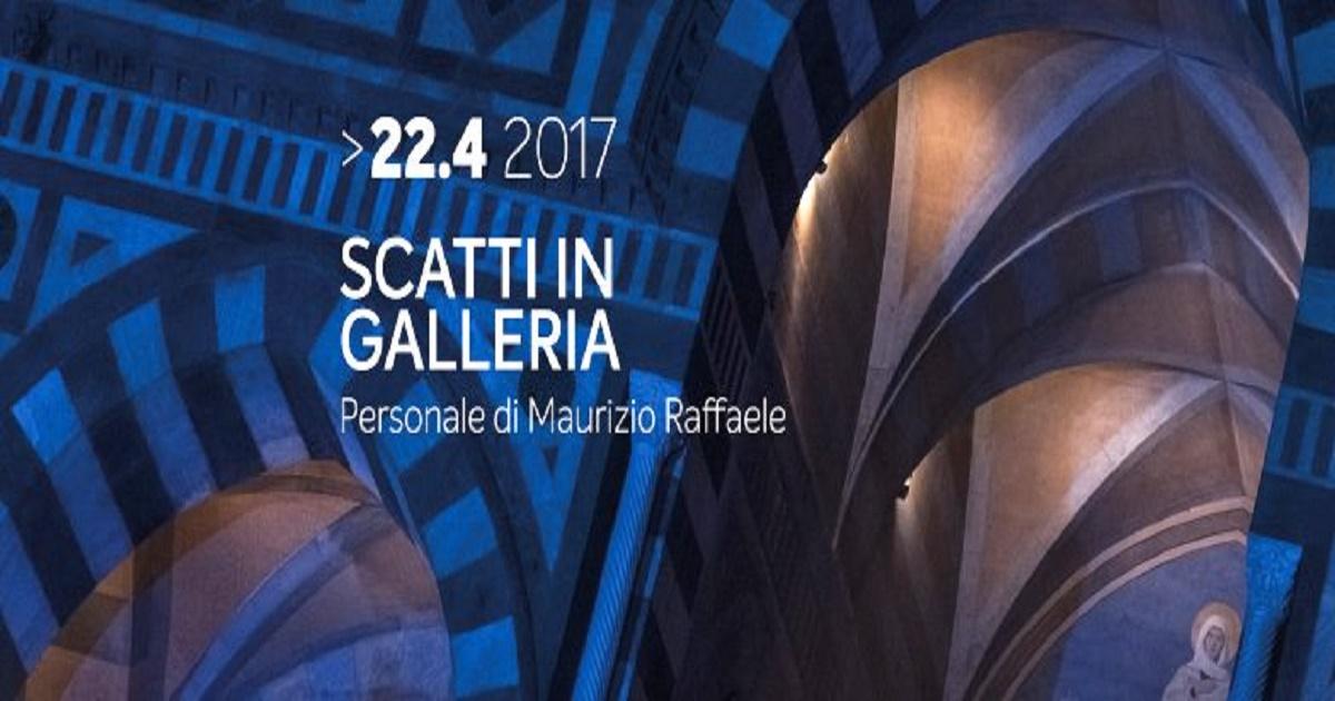 Scatti in Galleria, in mostra la fotografia di Maurizio Raffaele