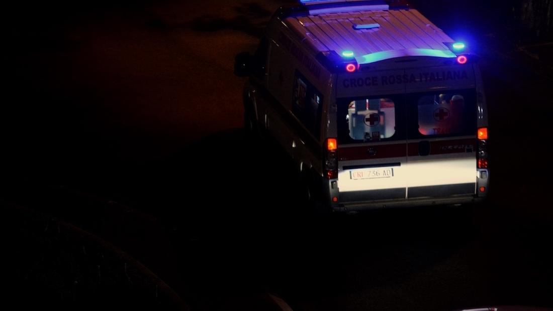 Tragedia a Montemarano, muore investito da un furgone
