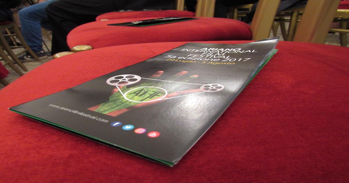 Ariano International Film Festival, la presentazione in Campidoglio