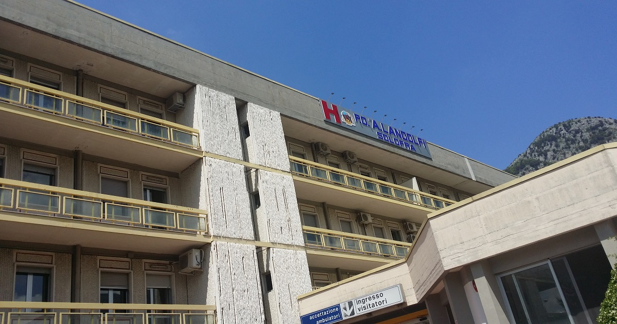 Ospedale Solofra, scontro tra il sindaco e il direttore del Moscati