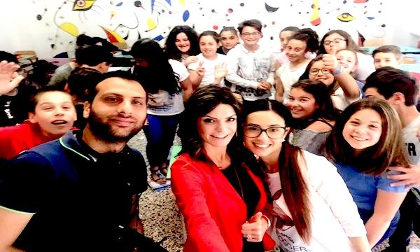 Da Serino al Giffoni Film Festival, a tutto video con School Movie