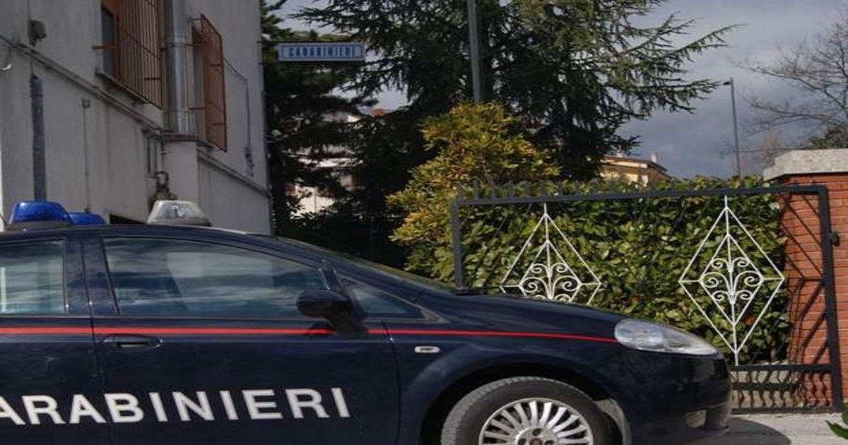 Fucili e minuzioni illegali, nei guai un 40enne di Nusco