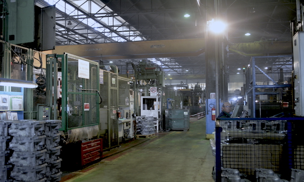 Industria, nuovo investimento alla Sirpress di Nusco