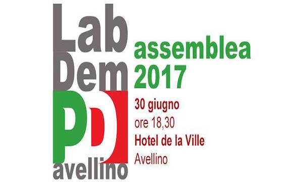 Laboratorio democratico, assemblea ad Avellino 'per il futuro della città'