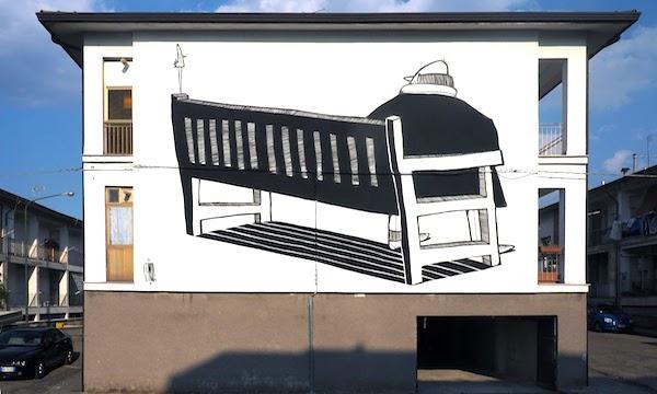 Street Art, il Collettivo Boca ospite al Wall&Space