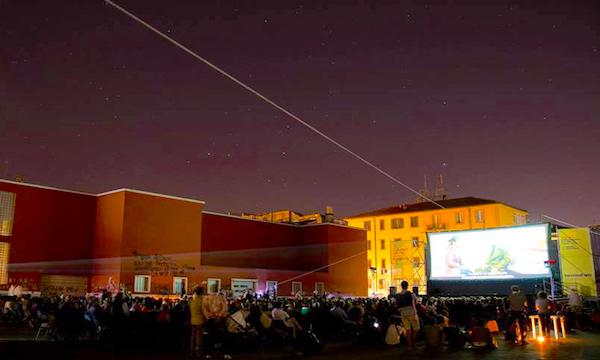 Cinema in piazza aspettando il Laceno d'oro