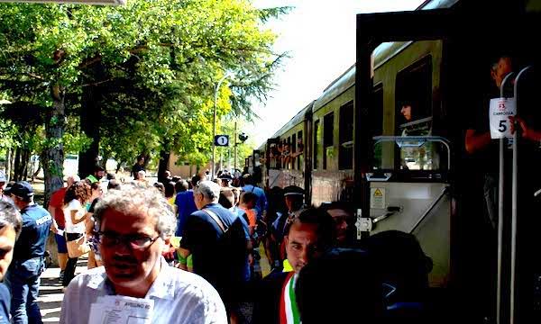 Diario di Sponz: mi sono sponzato sul treno sognato