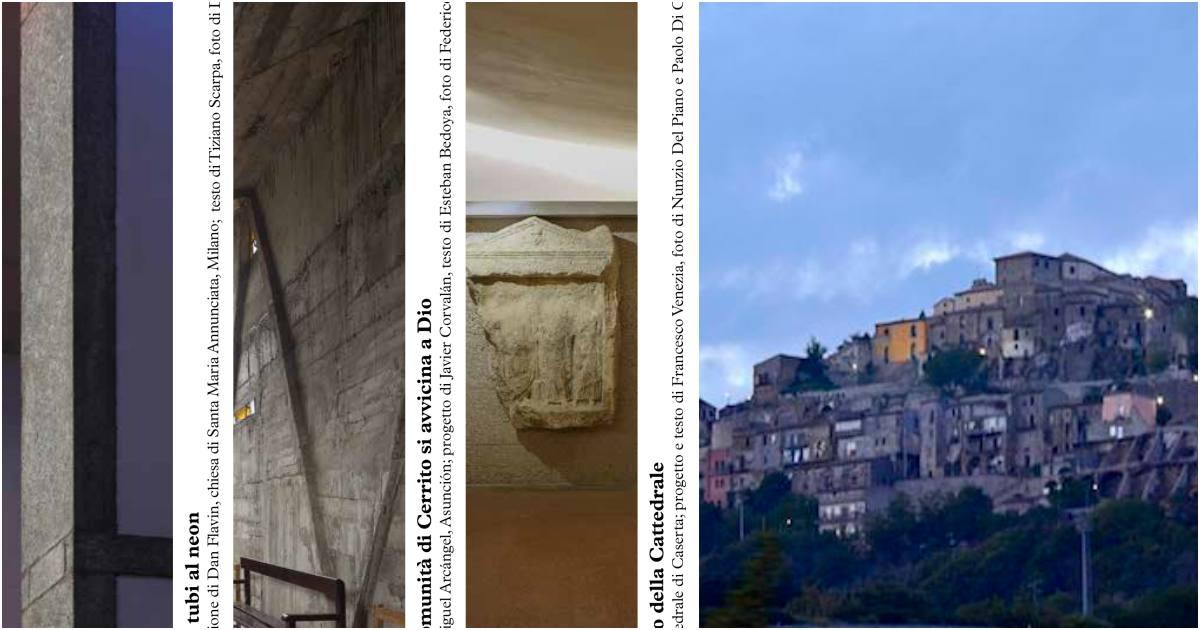 Spiritualità in mostra a Calitri, gli spazi che danno da pensare