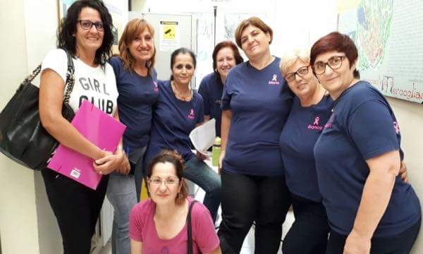 Prevenzione in rosa, Amdos Mercogliano si rimette in cammino
