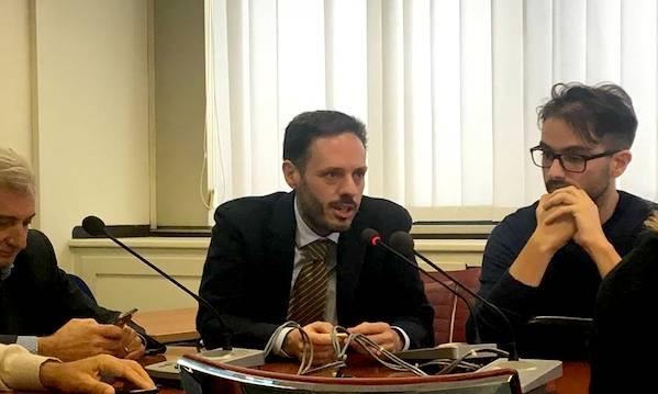 Regione: Francesco Todisco segretario in commissione Istruzione e Cultura