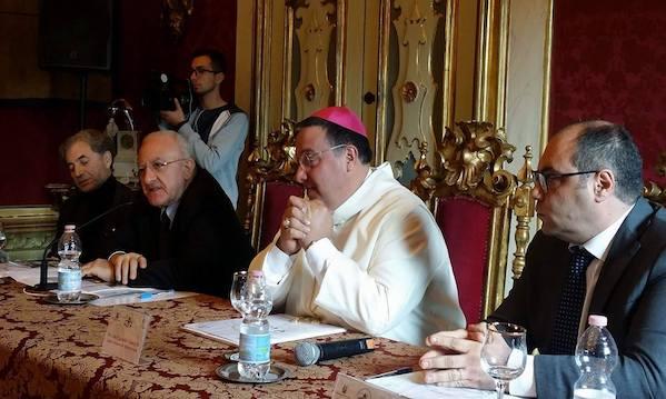 Montevergine: presepe in Vaticano, l'immagine positiva della Campania