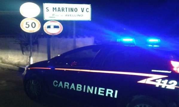Passamontagna e attrezzi per lo scasso, tre denunce a San Martino