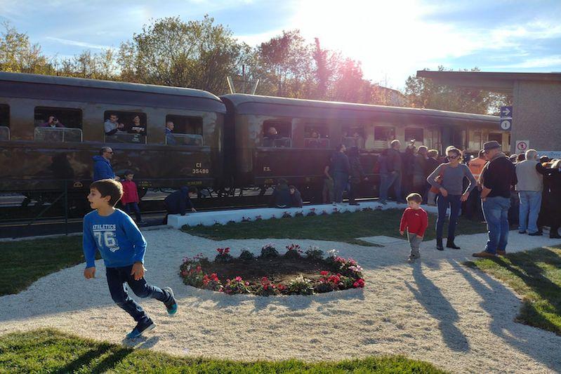 Irpinia Express, si presenta il calendario annuale dei treni